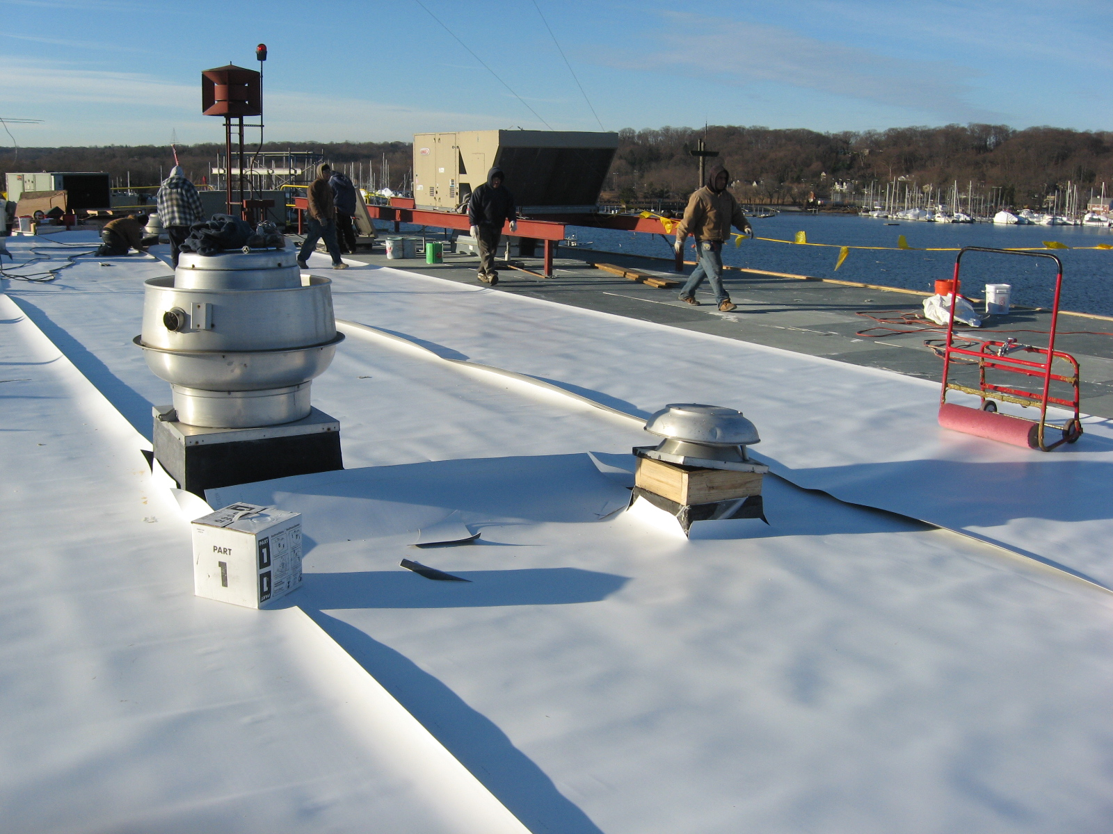 Long Island Roofing And Repairs Service Corp